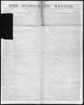 Democratic Banner February 1, 1853