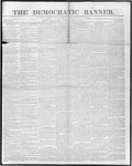 Democratic Banner March 22, 1853