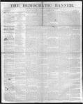 Democratic Banner November 1, 1853