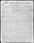 Democratic Banner November 8, 1853