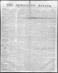 Democratic Banner July 12, 1853