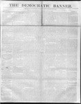 Democratic Banner July 26, 1853