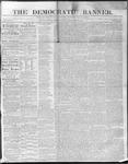 Democratic Banner, November 29. 1853