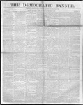 Democratic Banner October 25, 1853