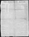 Democratic Banner September 27, 1853