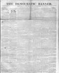 Democratic Banner August 2, 1853