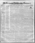 Mount Vernon Democratic Banner April 4, 1854
