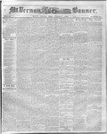Mount Vernon Democratic Banner April 11, 1854