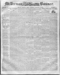 Mount Vernon Democratic Banner August 15, 1854