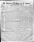 Mount Vernon Democratic Banner August 22, 1854