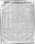 Mount Vernon Democratic Banner August 29, 1854