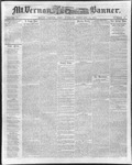 Mount Vernon Democratic Banner February 14, 1854