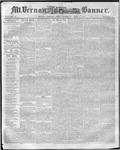 Mount Vernon Democratic Banner July 4, 1854