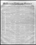 Mount Vernon Democratic Banner June 6, 1854