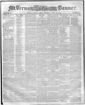 Mount Vernon Democratic Banner July 25, 1854