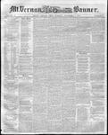 Mount Vernon Democratic Banner November 7, 1854