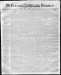 Mount Vernon Democratic Banner May 30, 1854