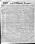 Mount Vernon Democratic Banner October 3, 1854