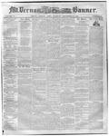 Mount Vernon Democratic Banner September 19. 1854