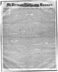 Mount Vernon Democratic Banner April 1, 1856