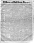Mount Vernon Democratic Banner April 8, 1856