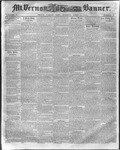 Mount Vernon Democratic Banner April 15, 1856