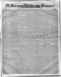 Mount Vernon Democratic Banner April 29, 1856