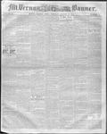 Mount Vernon Democratic Banner August 12, 1856