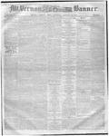 Mount Vernon Democratic Banner August 19, 1856