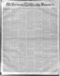 Mount Vernon Democratic Banner January 15, 1856