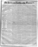 Mount Vernon Democratic Banner January 22, 1856