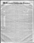 Mount Vernon Democratic Banner July 29, 1856