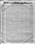 Mount Vernon Democratic Banner May 6, 1856