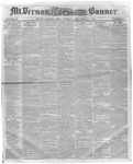 Mount Vernon Democratic Banner November 18, 1856