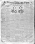 Mount Vernon Democratic Banner October 7, 1856