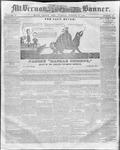 Mount Vernon Democratic Banner, October 28, 1856