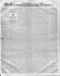 Mount Vernon Democratic Banner September 23, 1856