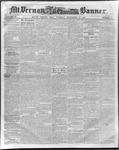 Mount Vernon Democratic Banner September 30, 1856