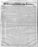 Mount Vernon Democratic Banner April 7, 1857