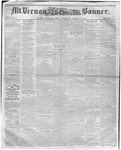Mount Vernon Democratic Banner, April 14, 1857