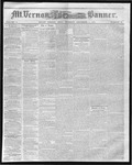 Mount Vernon Democratic Banner December 1, 1857