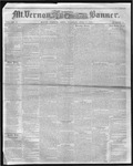 Mount Vernon Democratic Banner July 7, 1857