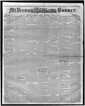 Mount Vernon Democratic Banner June 2, 1857