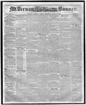 Mount Vernon Democratic Banner June 9, 1857