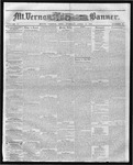 Mount Vernon Democratic Banner April 13, 1858