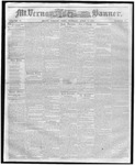 Mount Vernon Democratic Banner April 6, 1858