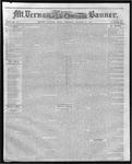 Mount Vernon Democratic Banner August 24, 1858