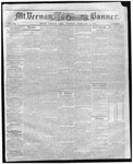 Mount Vernon Democratic Banner February 2, 1858
