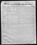 Mount Vernon Democratic Banner January 5, 1858