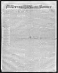 Mount Vernon Democratic Banner June 1, 1858